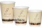 Стакан двуслойный для горячих напитков в ассортименте (Кофе)