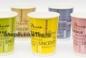 Стакан двуслойный для горячих напитков в ассортименте (Праздник)