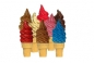 Глазурь декоративная для мороженого в ассортименте