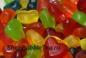 Жевательный мармелад Сердечки разноцветные (1 кг)